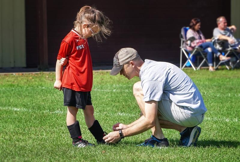 5.通うサッカースクールを親子で話し合って決めましょう