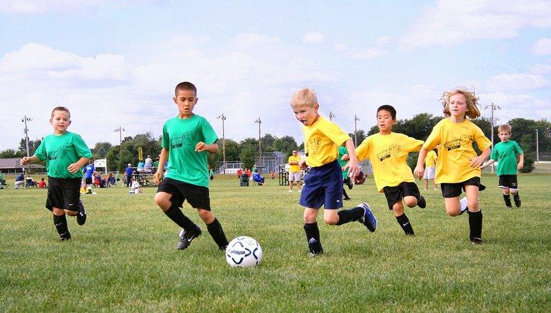 3.お子さんに合いそうなサッカースクールを選びましょう