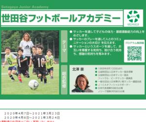 世田谷フットボールアカデミー