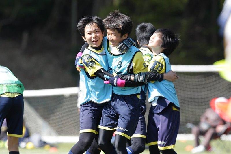 サッカーを楽しく始めるきっかけにおすすめ