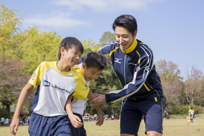 子どもが楽しんでサッカーを学べる環境